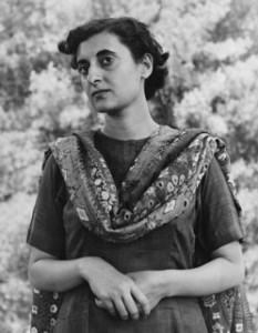 Indira Gandhi Fashion