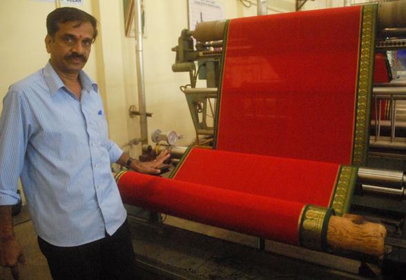 Mysore Silk Crepe