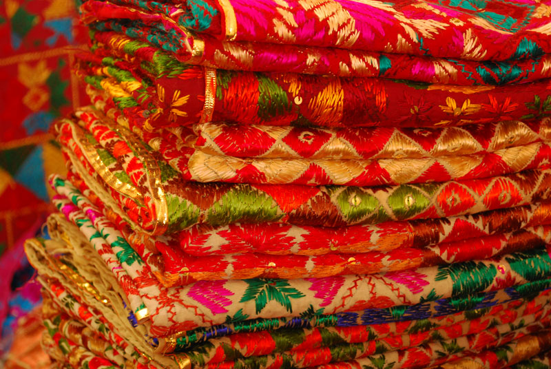 Phulkari Traditional Embroidery From Punjab Utsavpedia