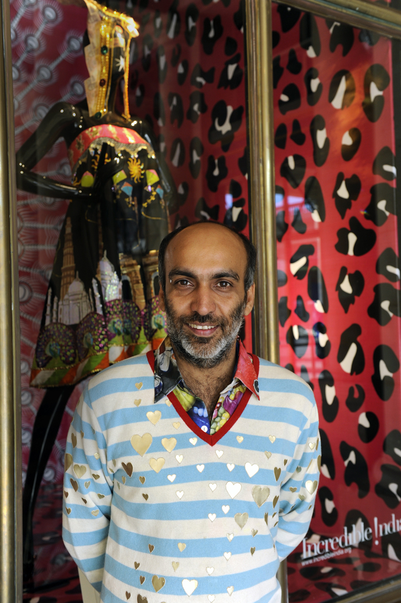 Manish Arora – The Famous Fashion Designer