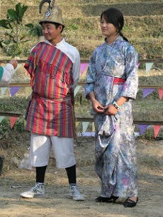 Traditional Clothing in Sikkim