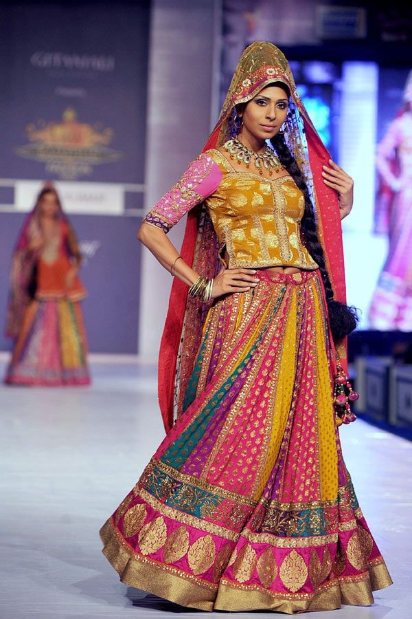 Everything About Ghagra From Rajasthan Utsavpedia