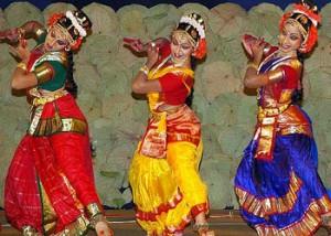 Bharatnatyam Dance