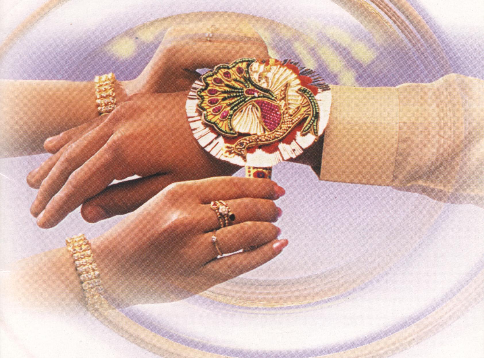 Rakshabandhan or Rakhi
