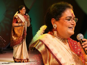 Usha Uthap in Live Concert