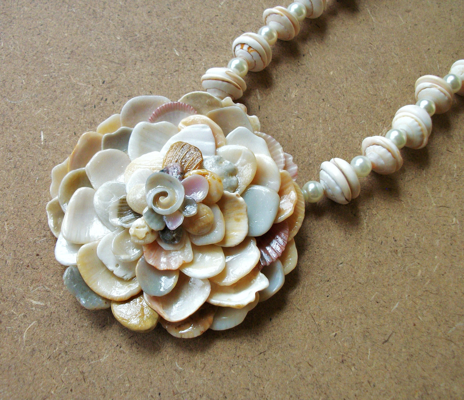 How To Make Seashell Jewelry Crafts