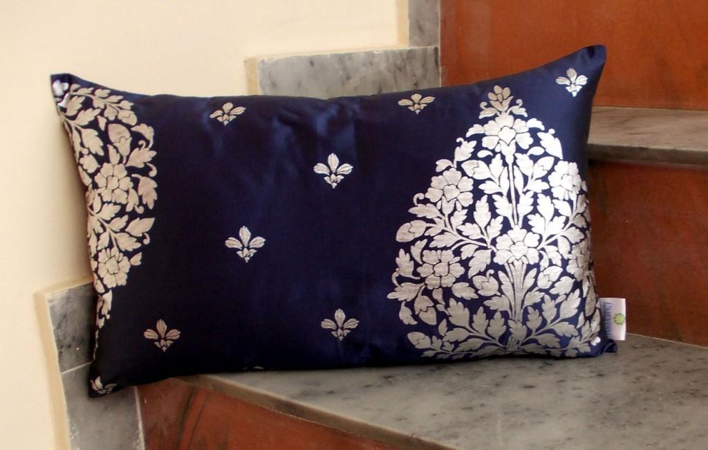 Bidri Cushion