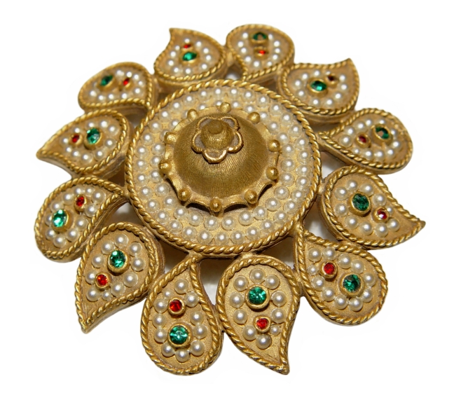 Ethnic Innovation Accessories Brooches