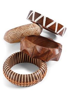 Wooden Bangles