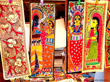 Tale of Madhubani: In Artist's Words