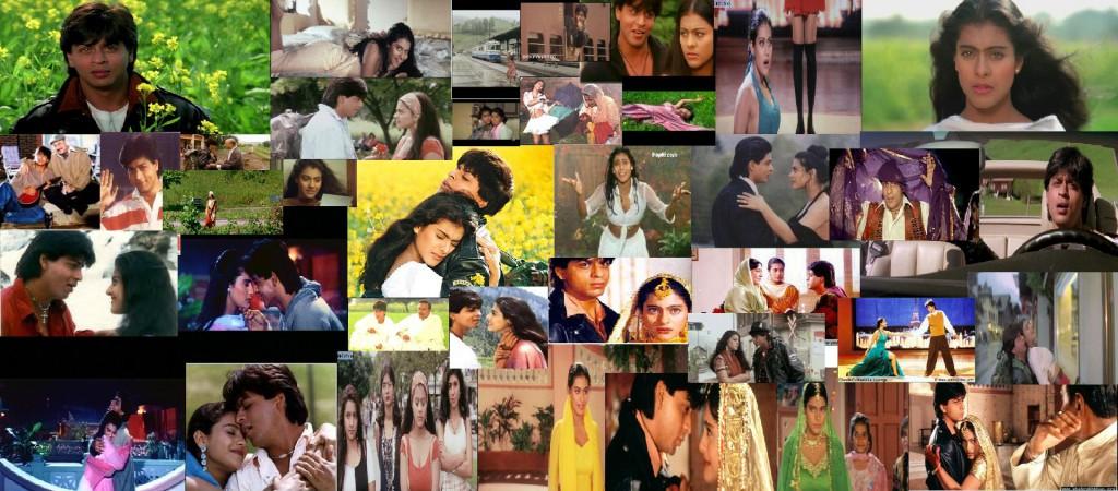 Dilwale Dulhania Le Jayenge (DDLJ) - Shahrukh Khan