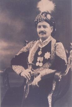 Maharaja Rana of Jhalawar