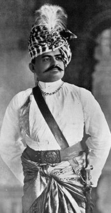 Raja of Ali Rajpur