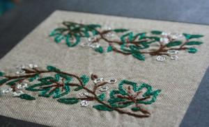 Kasida Embroidery
