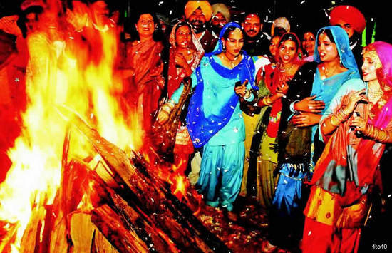 Lohri – The Soils of Punjab and Punjabi Culture