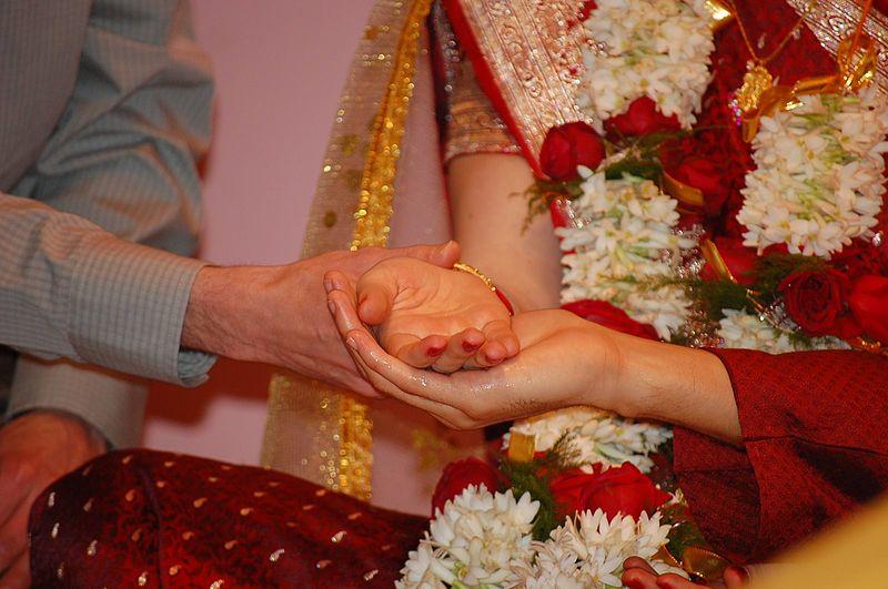 Saat Vachan, Kanyadaan & Phere