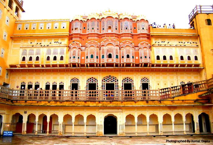 Jaipur – Pink Palette