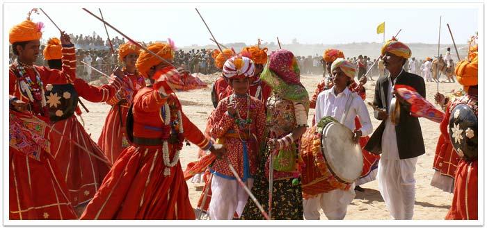 Pushkar Mela- A Melting Pot of Culture
