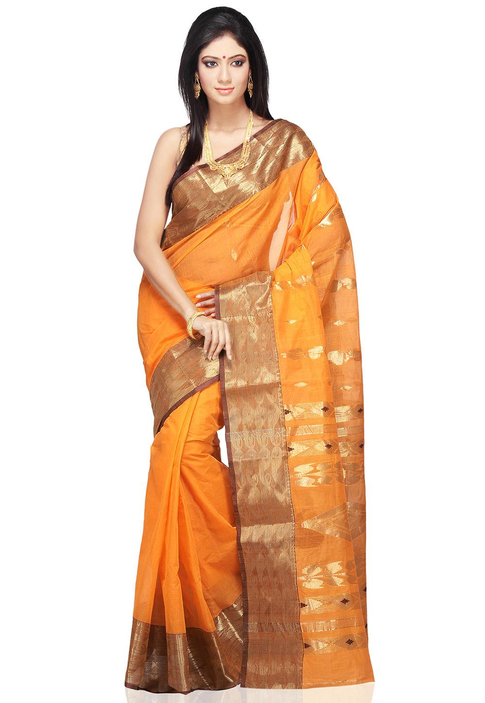Ethnic Innovation Readymade Saree
