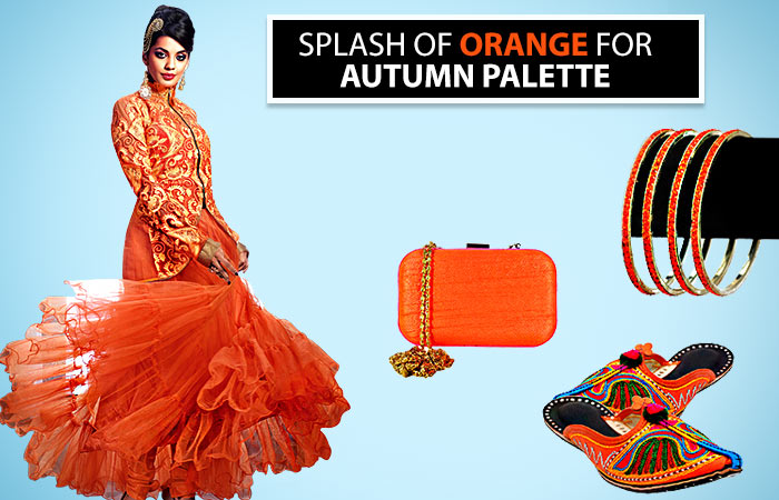Color of the Month – Orange