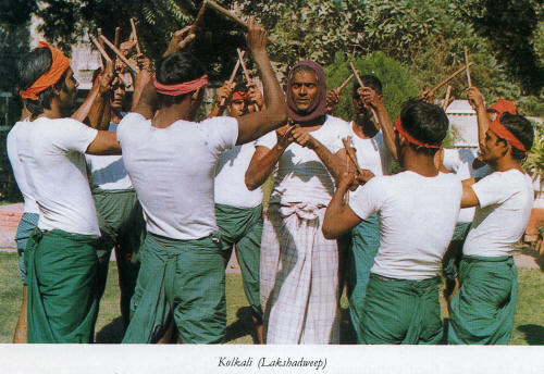 Traditional Attire In Lakshadweep
