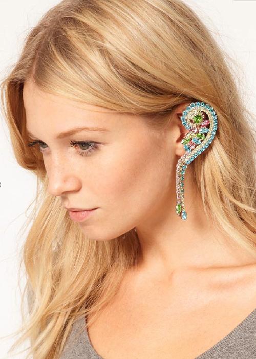 Ear Cuffs – The Large Earrings