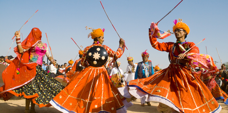 Desert Festival- The Pride of Rajasthan