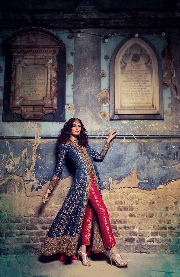 Sherwani Suits for Women