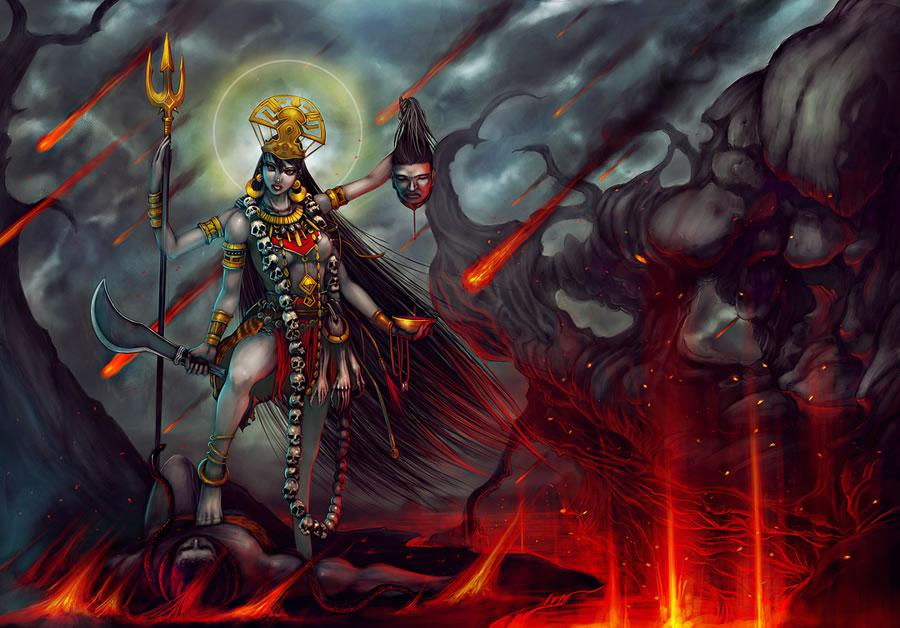 Navratri Day 7 | Dedicated to worshiping Goddess Kalratri