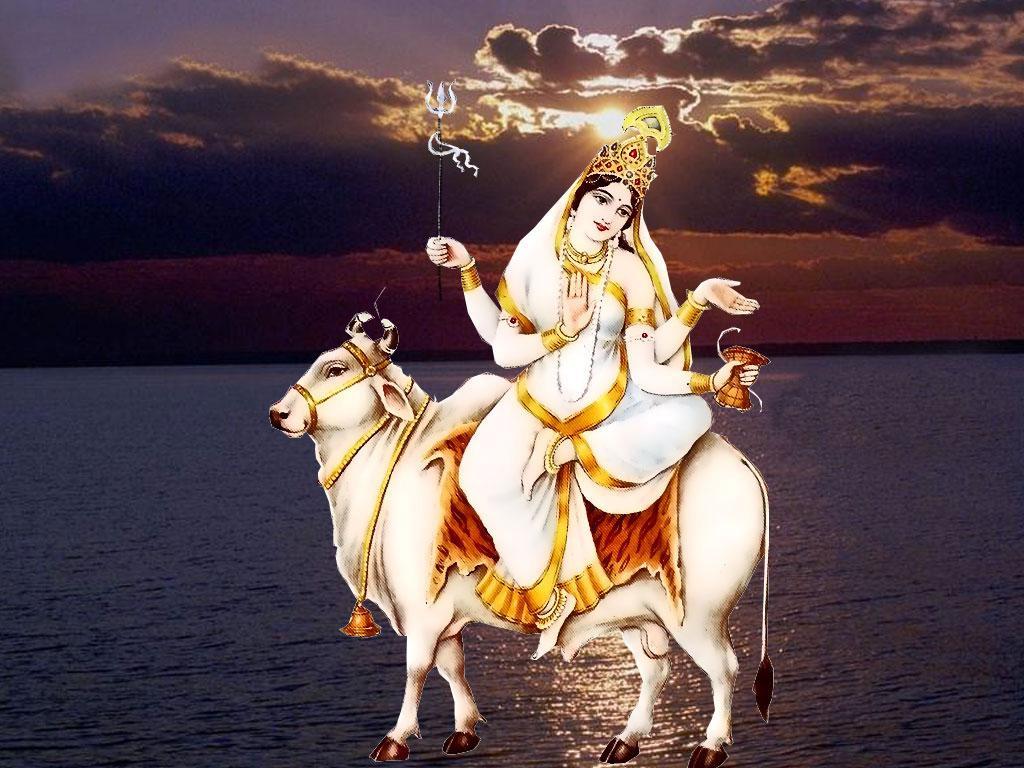 Navratri Day 8 | The Day of Goddess Mahagauri