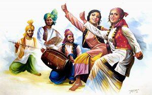 bhangra-dance