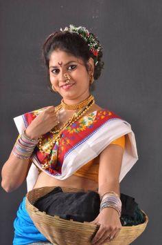 Koli Drape (Image Courtesy: Pinterest)