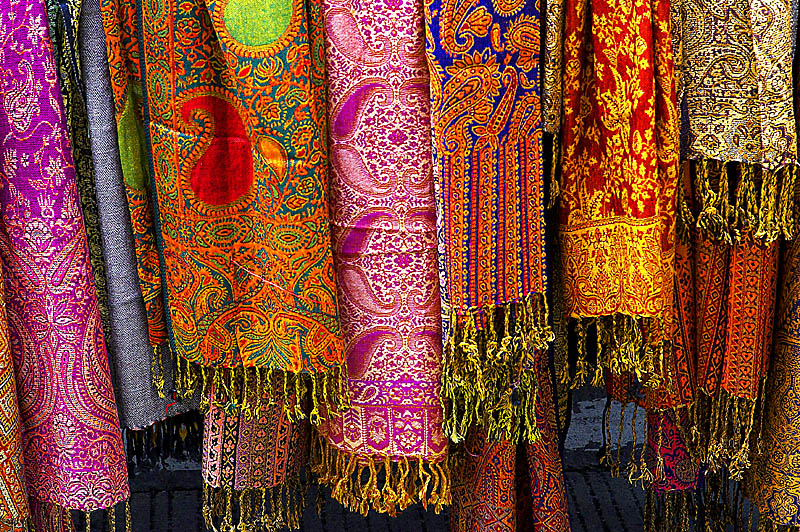 Tradition Encased in Warmth Shawls