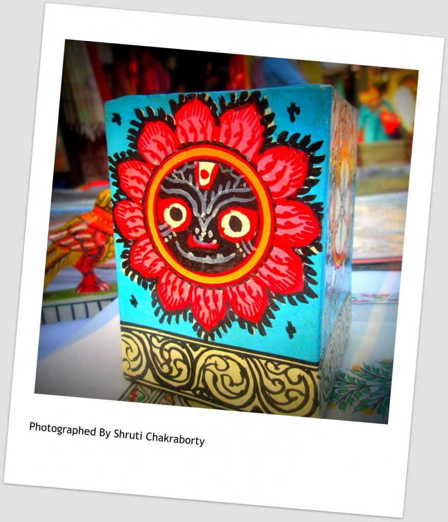 Pattachitra (Photographed By Shruti Chakraborty)