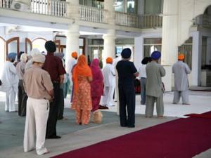 Sikhism Gurdwara