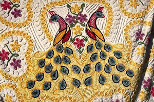 Peacock Motif: The Most Prominent Motif on Indian Sarees, Tops