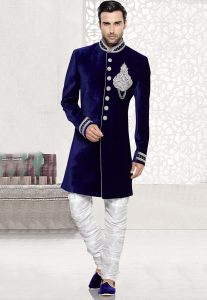 f2a66a5332 All About Mens Wedding Sherwani Designs - Utsavpedia