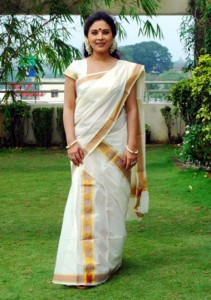 Set Mundu Saree