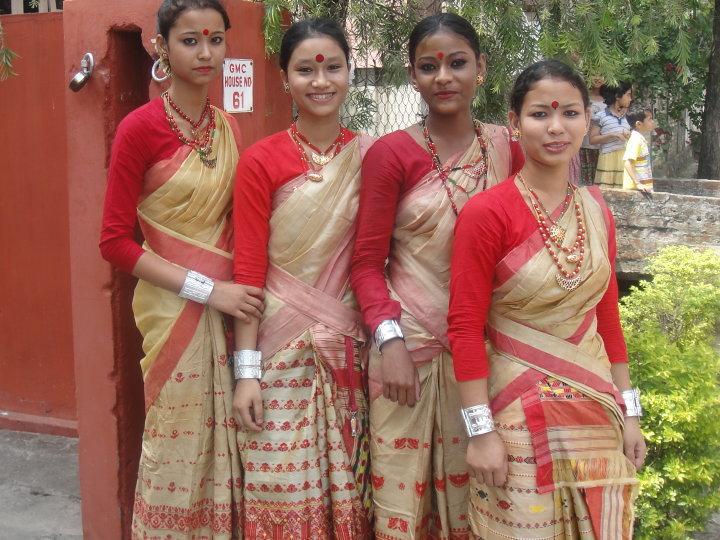 Mekhela Chador