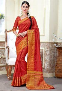 woven-tussar-silk-saree