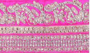 Zardozi Embroidery Traditional Embroidery From Lucknow Utsavpedia