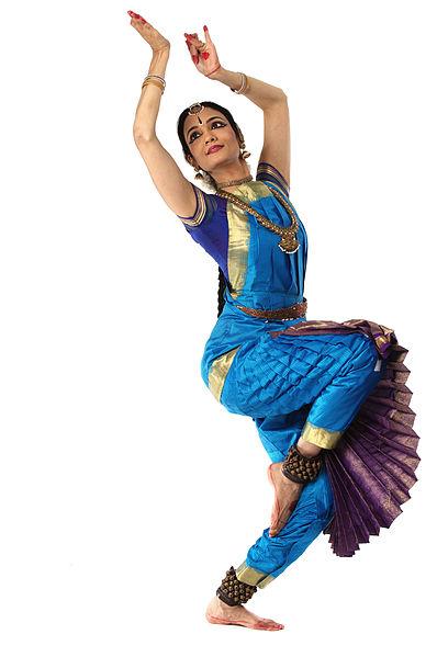 Bharata Natyam Performer