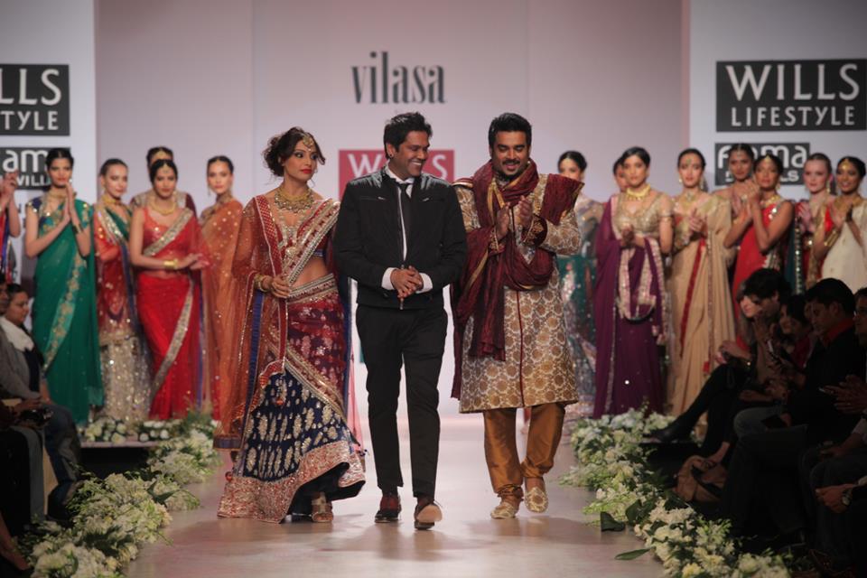 Rocky S walks with Bipasha Basu and R Madhavan