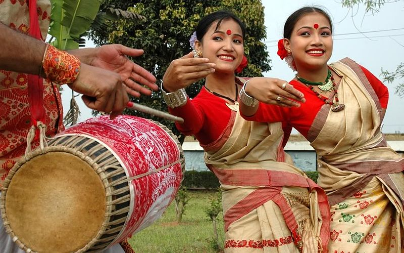 Bihu Dance Performance