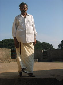 7a13994971 Panche or Dhoti: Traditional Indian Clothing Worn In Karnataka ...