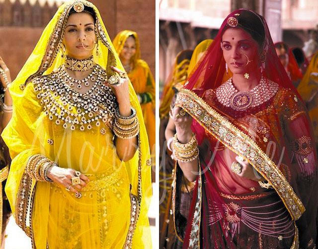 Rajasthani Bride In Jodha Akbar