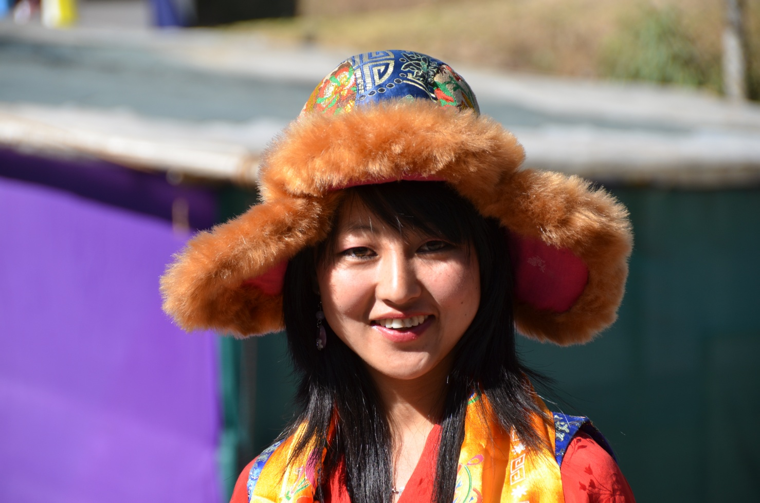 Traditional Attires in Sikkim