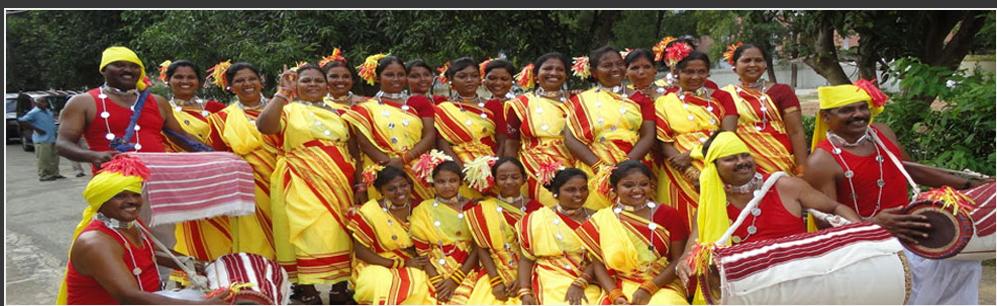d6d5bac3f6 Bhagwan: Jharkhand Traditional Wear From | Utsavpedia