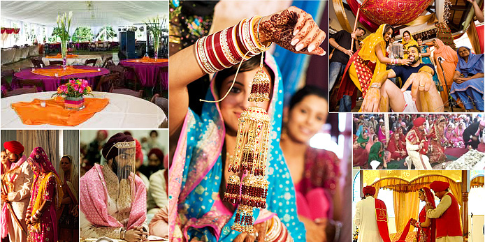 Weddings in Pujanj - Striking Rituals, Customs And More