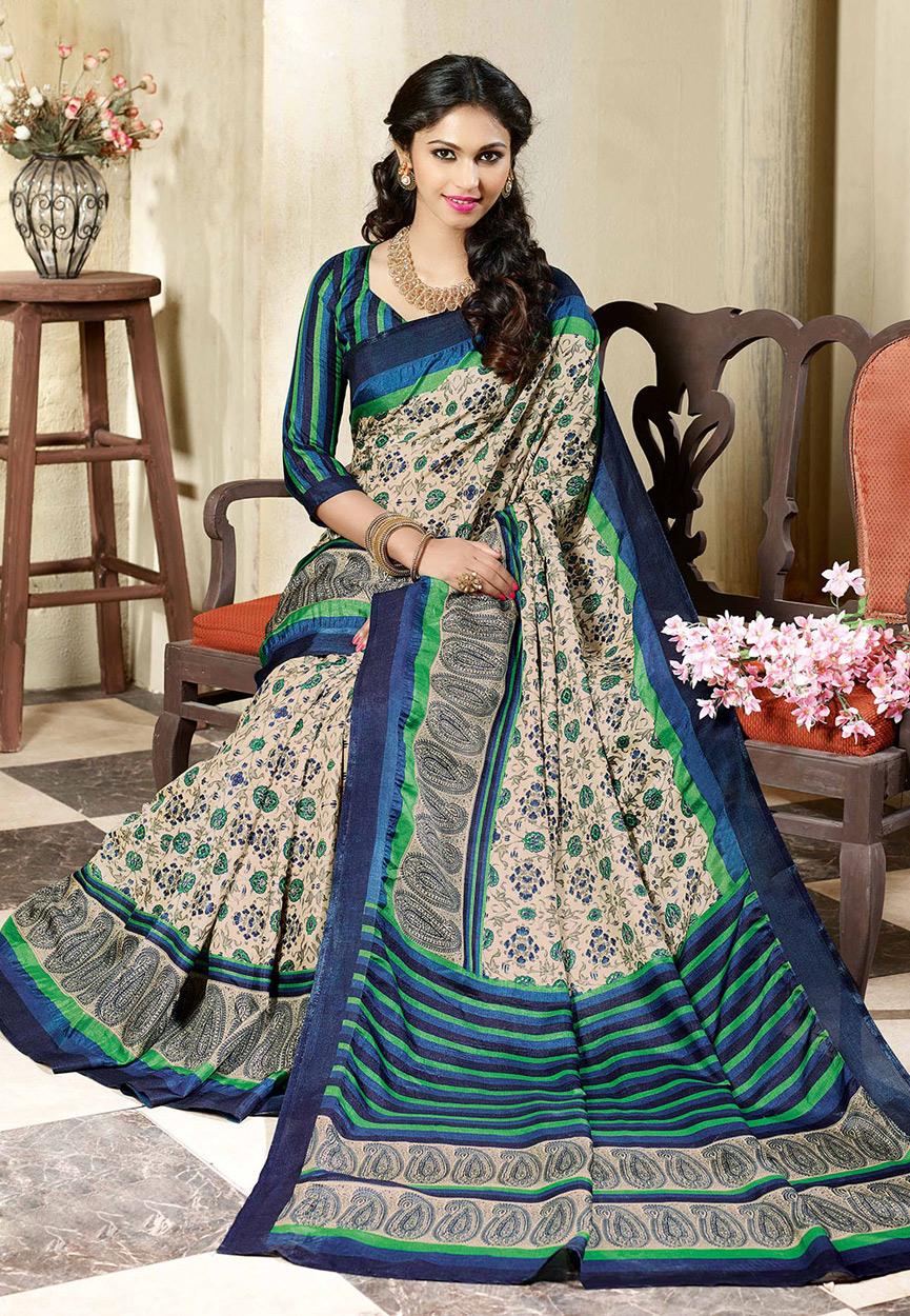 d7f0101c7 Clothing Style in Bihar - Tussar Silk Sarees